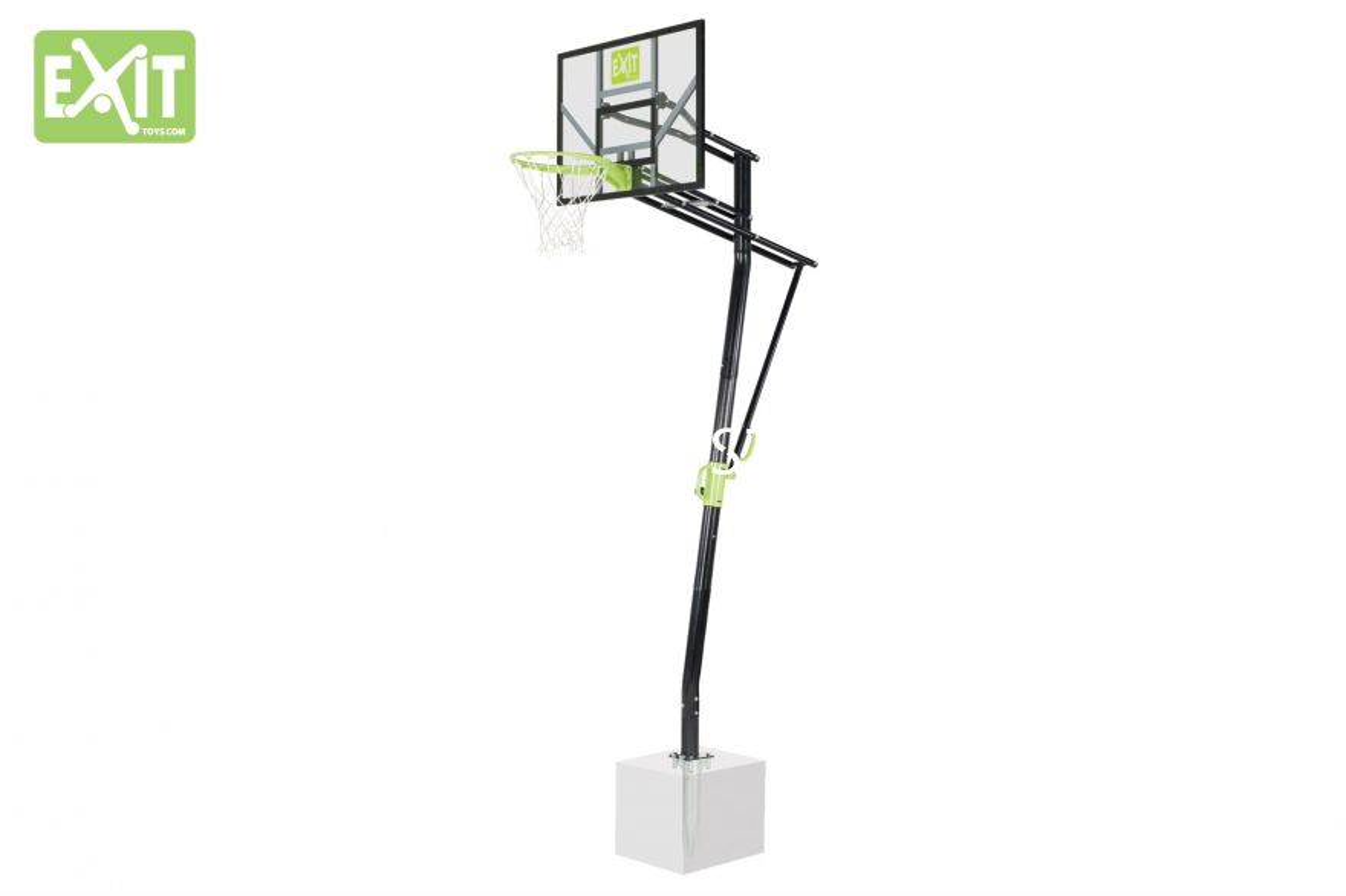 Неподвижная баскетбольная система Exit