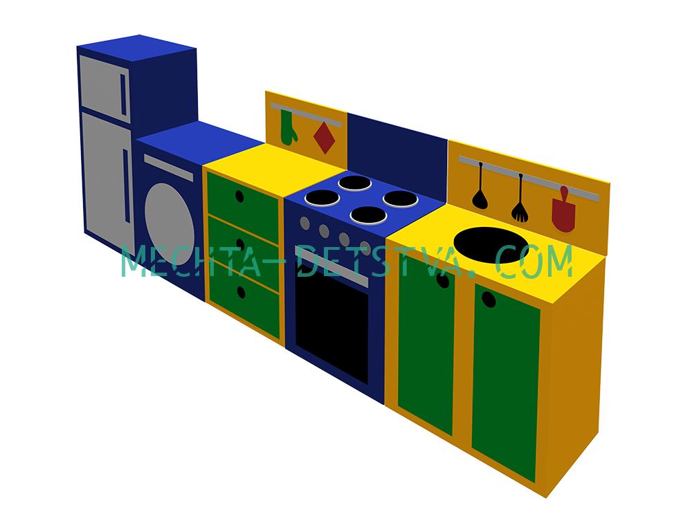 Игровой набор «Поварёнок» ДМФ-МК-08.96.01