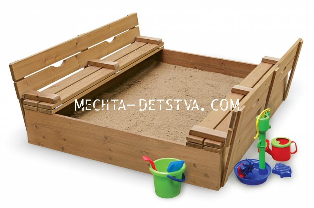 Детская песочница №3