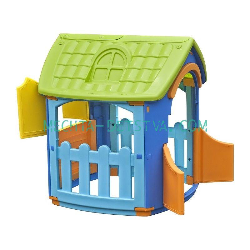 Детский игровой домик разборный 667
