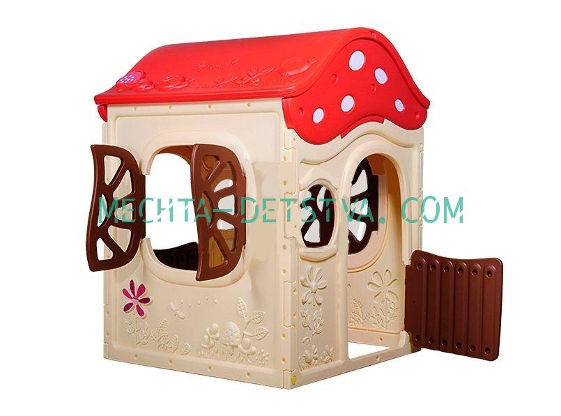 Детский игровой домик пластиковый ОТ-14