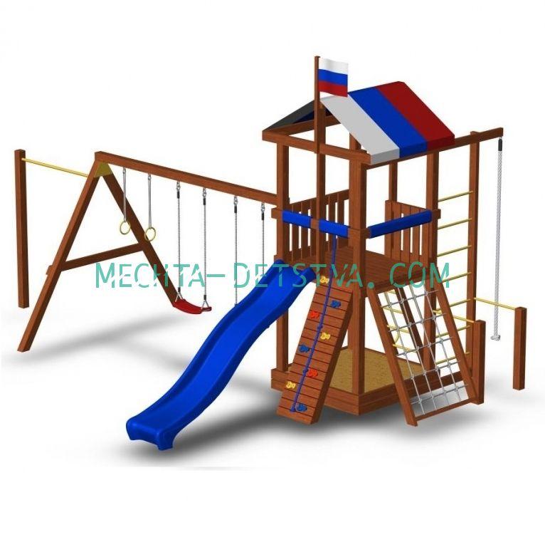 Детская площадка «Джунгли 7»