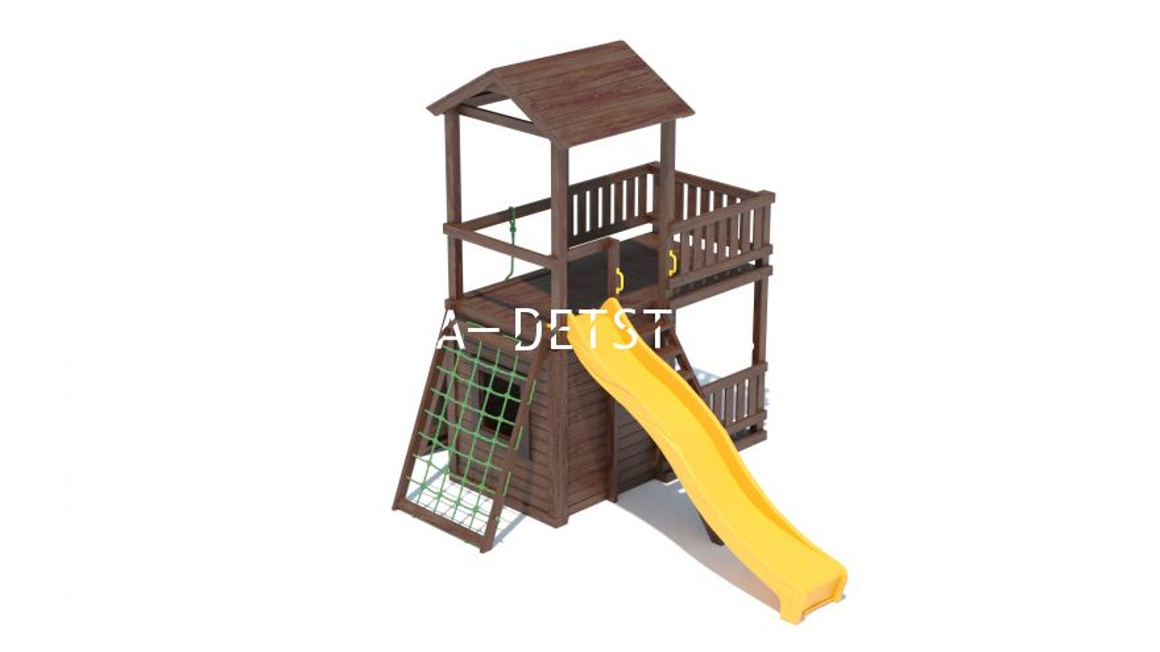 Детский игровой комплекс В 1.4